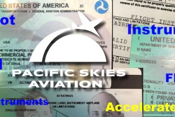 Private,  Instrument,  Commercial,  Flight Instructor,  CFII - all here!